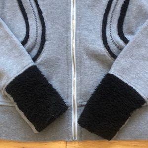 lululemon athletica Jackets & Coats - Lululemon Rare Sherpa Cuddle Up Jacket 8